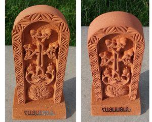 Cross-Stone Armenian Khachar
