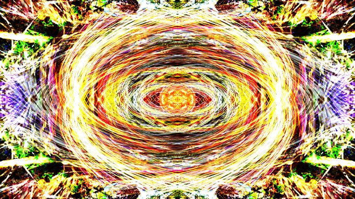 Spiral Weave 1 - Hypnothetical