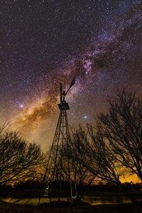 Starry Windmill