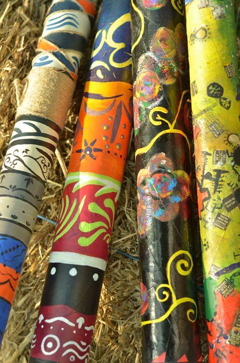 Handmade Rainsticks - on demand - Handmade Rainsticks