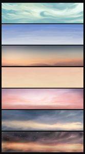 Skies Set