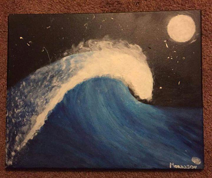 Late Surf - Harm Morrison