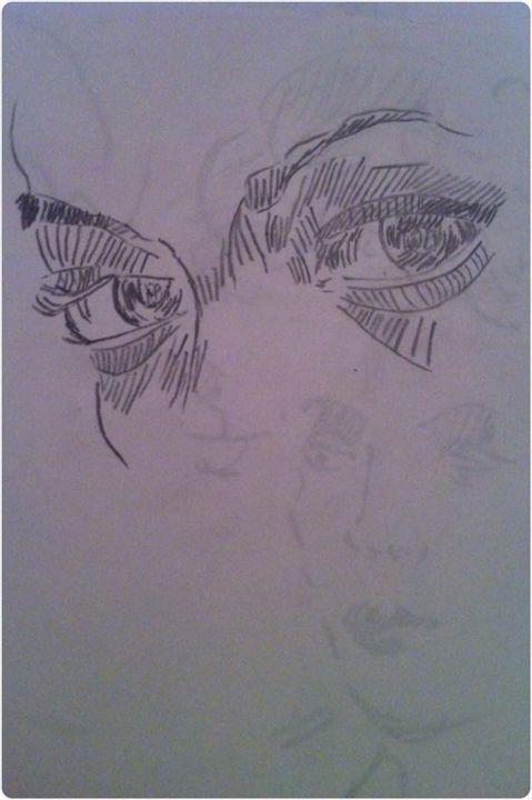 eyes - fariba