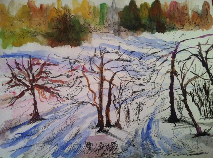 Winter - fariba