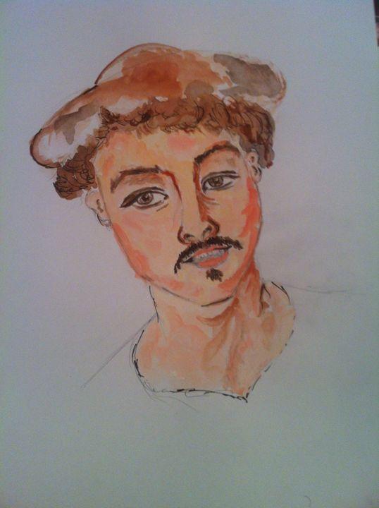 portrait - fariba