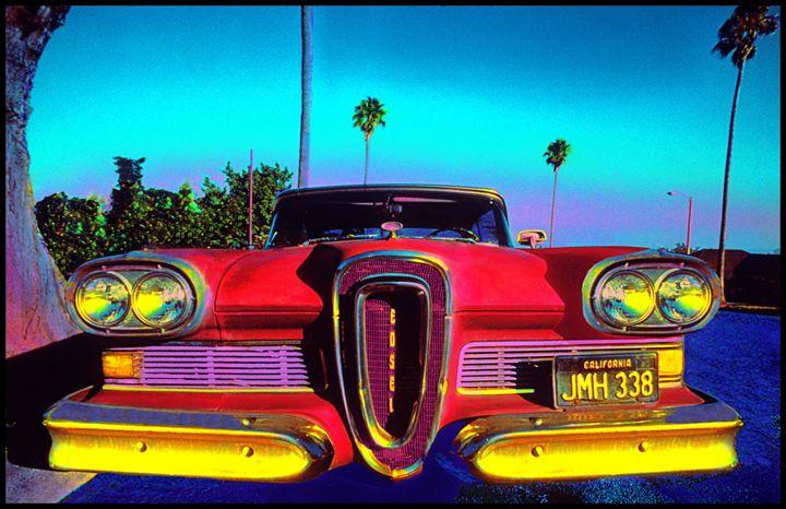 "Edsel Beauty - Jane Gottlieb ""Dreamscapes"""