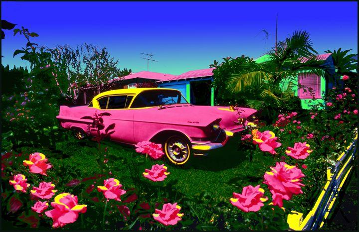 "Free Parking - Jane Gottlieb ""Dreamscapes"""