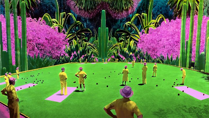 """Lawnbowlers: Life - Jane Gottlieb """"Dreamscapes"""""""