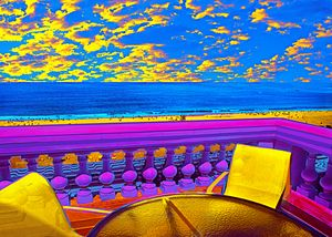 Copa Cabana Terrace