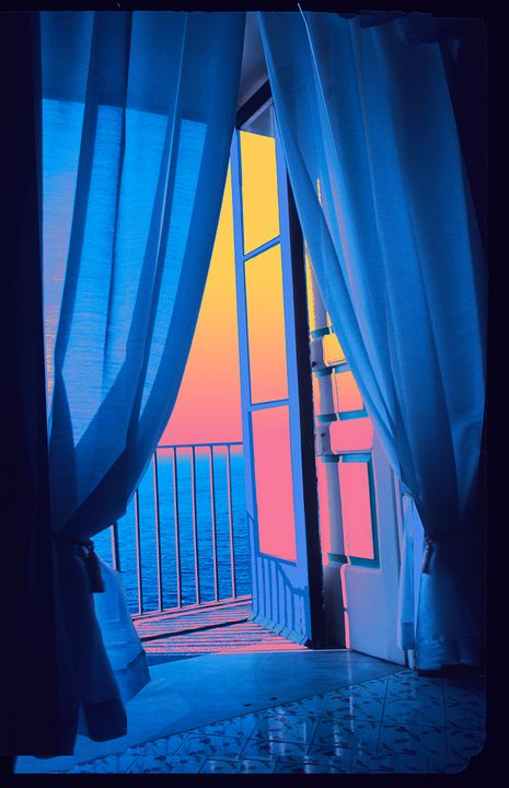"""Daydream at Dusk - Jane Gottlieb """"Dreamscapes"""""""