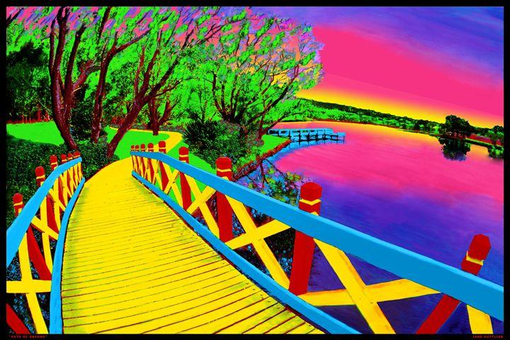 "Bridge of Dreams - Jane Gottlieb ""Dreamscapes"""