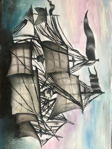 The Graceful Ship
