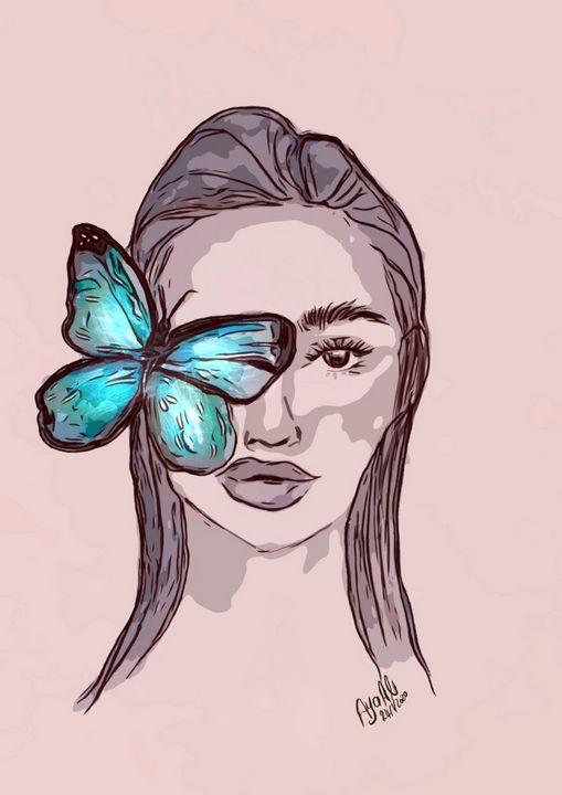 Butterfly - Aya ali