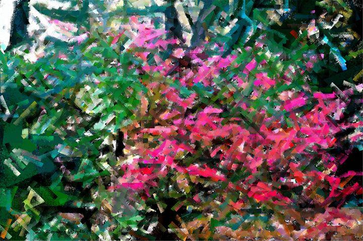 Spring Composition 11 - D. Raymond-Wryhte