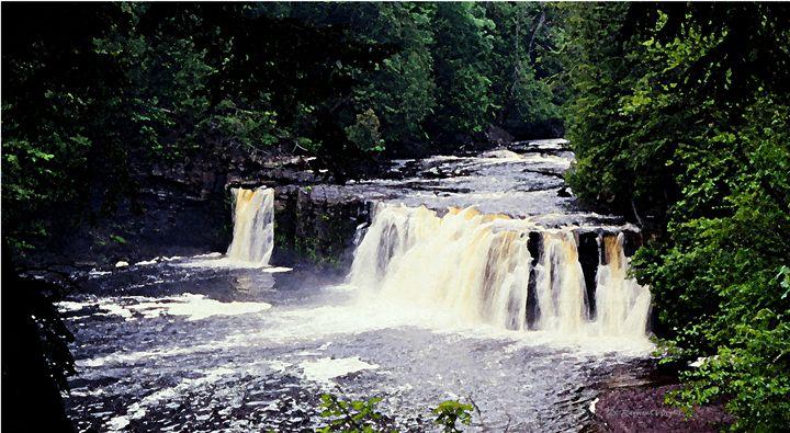 River Falls 2 - D. Raymond-Wryhte