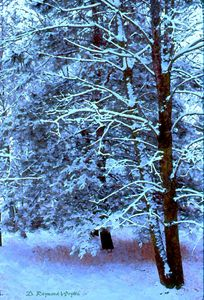 Pine Line - D. Raymond-Wryhte