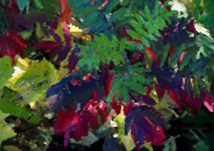 Autumn Composition 7 - D. Raymond-Wryhte
