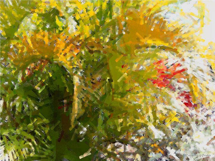 Botanical Surf - D. Raymond-Wryhte