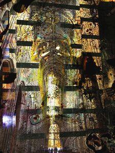 Golden Sarcophagus - Marie C. Jones Digital Art