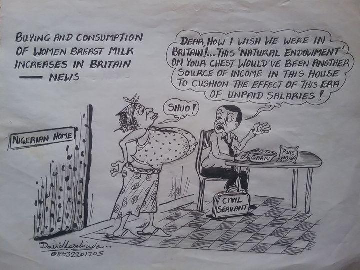 Editorial /Ribbon cracker cartoon - Lashcartoons