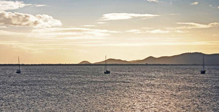 Breakwater Sunset - Eliza Grace