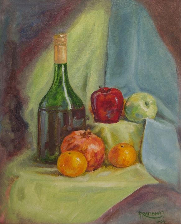 Whisky & Fruits - Pratibha Patankar