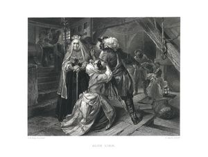 Arrest of Lady Alice Lisle