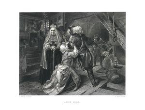 Arrest of Lady Alice Lisle