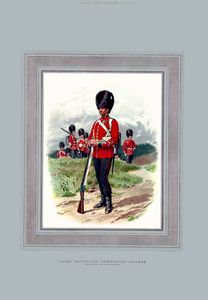 Third Battalion Grenadier Guards chr