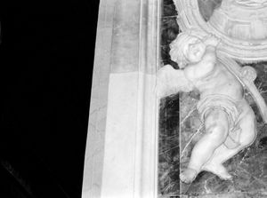 Angel in St Peters Rome Italy