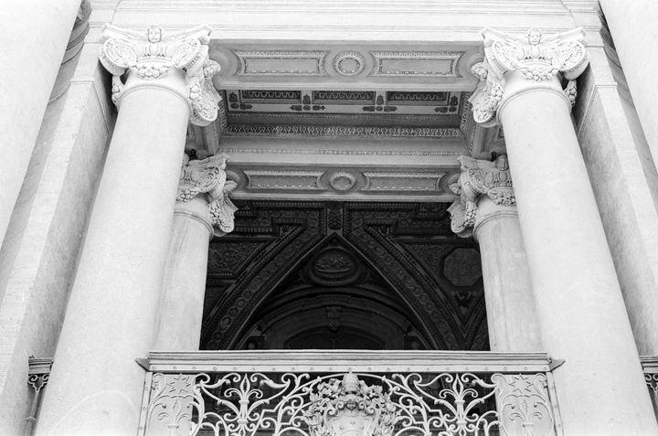 Saint Peters Basilica Photograph - Stonebrook Gallery