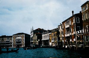 Who wants a gondola ride in Venice