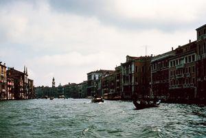 Venice, Italy color photograph