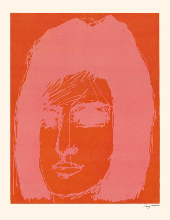 Pink Lady by Larry Simpson - Stonebrook Gallery