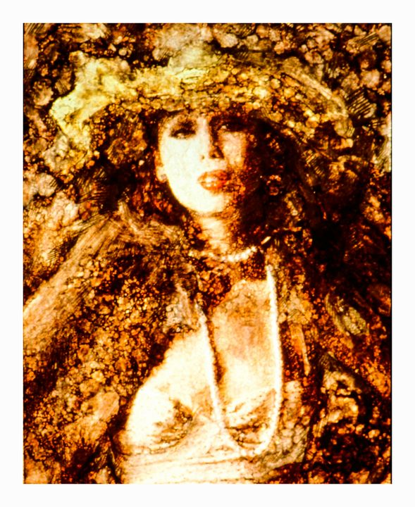 Lady of the Night - Stonebrook Gallery