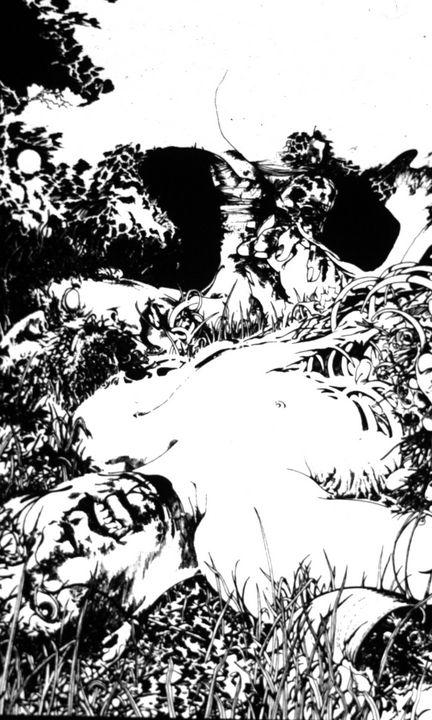 Living Dead, nightmare, Zombies - Stonebrook Gallery