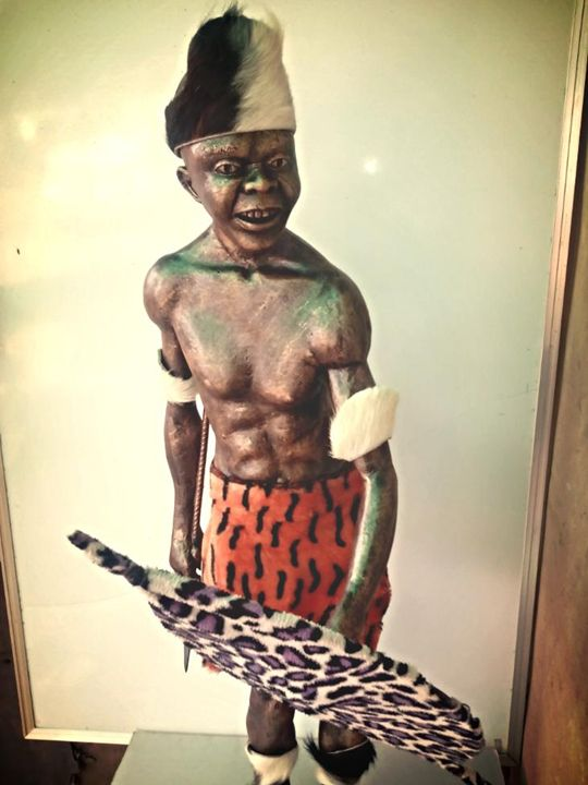 Zulu Warrior - Tommy