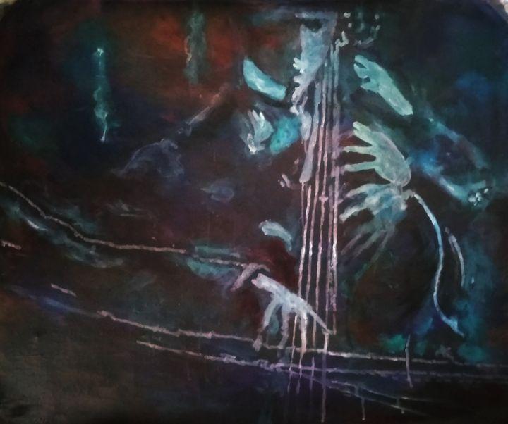 Quatre dimensions de la music - Yann Aubin
