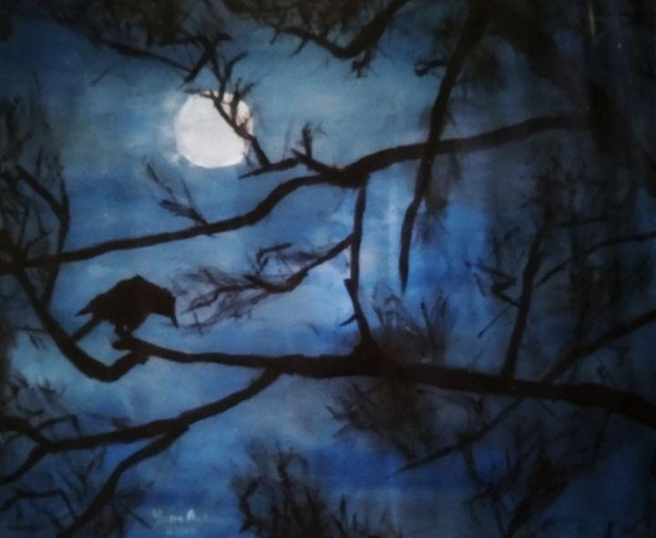 Pine tree - Yann Aubin