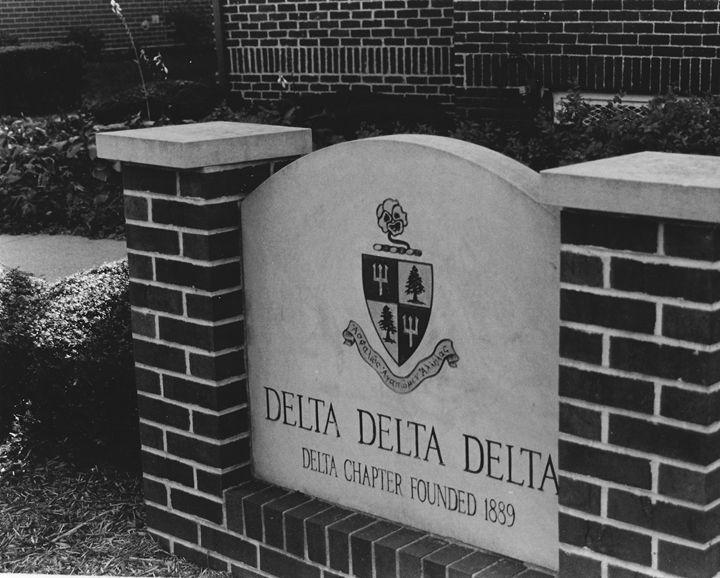 Delta Delta Delta - Kealan Graham