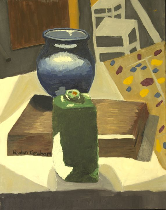 Still Life - Kealan Graham