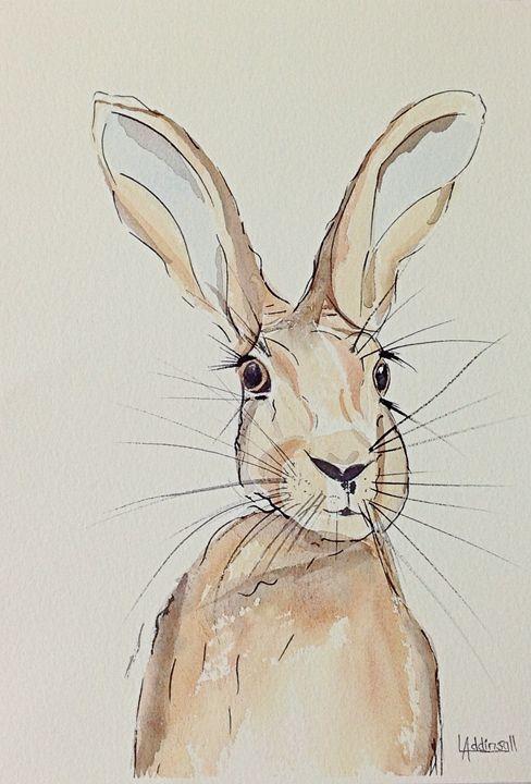 Hop HareListening - Lisa Addinsall Artist