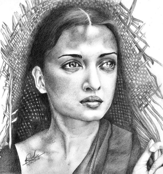 Women - Pencil Drawings