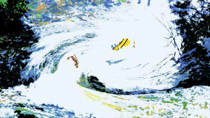 DUAL RIVERS - Charles Papaccio