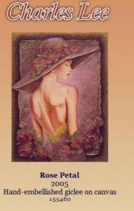 Rose Petal, Charles Lee