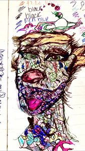 Clown trip - Krzy