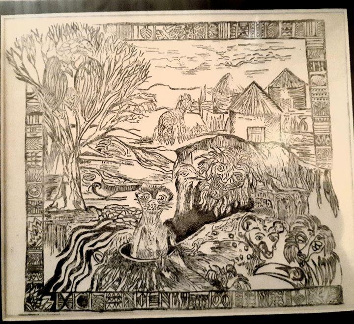Africa - Pam Watson