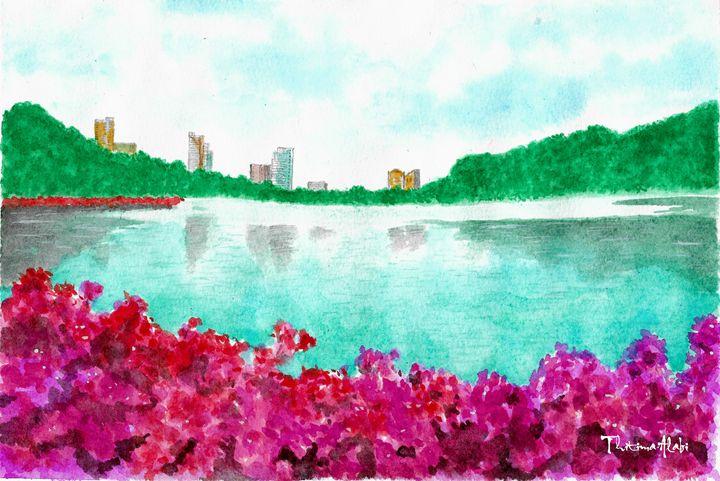 City Lake - Tiima Studio