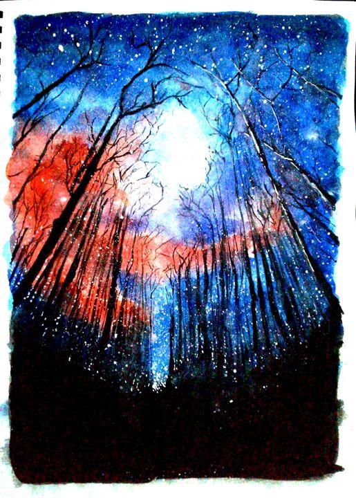 Starry Night - Tiima Studio