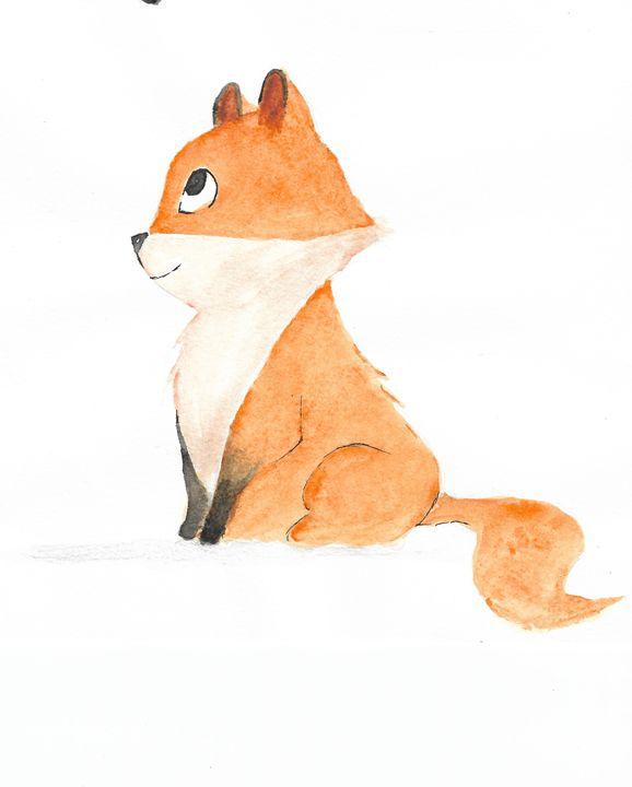 Baby Fox - Tiima Studio
